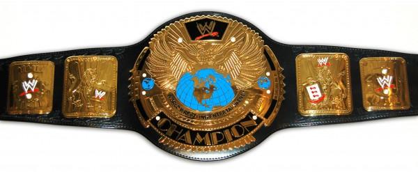 WWE / WWF BIG EAGLE ATTITUDE ERA ERWACHSENEN GÜRTEL