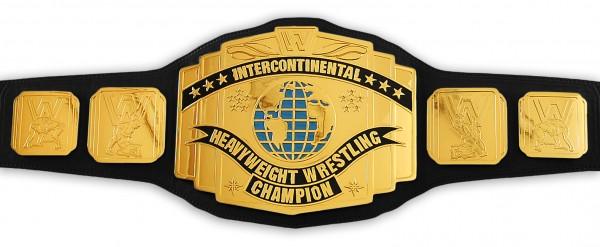 WWE / WWF INTERCONTINENTAL ERWACHSENEN GÜRTEL