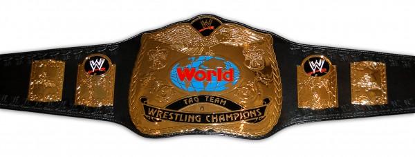WWE / WWF TAG TEAM ATTITUDE ERA ERWACHSENEN GÜRTEL