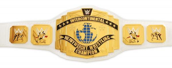 WWE INTERCONTINENTAL COMMEMORATIVE GÜRTEL