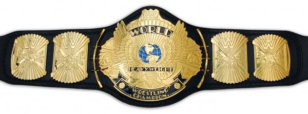 WWE / WWF WINGED EAGLE ERWACHSENEN GÜRTEL